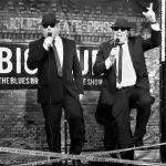 The Blues Brothers Show Deutschland - Big Blue www.bigblue.show Deutschlands meistgebuchte Tribue Show - King Eddy & George Le Smou - Die coolsten Brüder auf dem Planet Erde - Jetzt Buchen - Firmenevents - Hochzeit - Gala - Kreuzfahrt - privat - Das Highlight für ihren Event